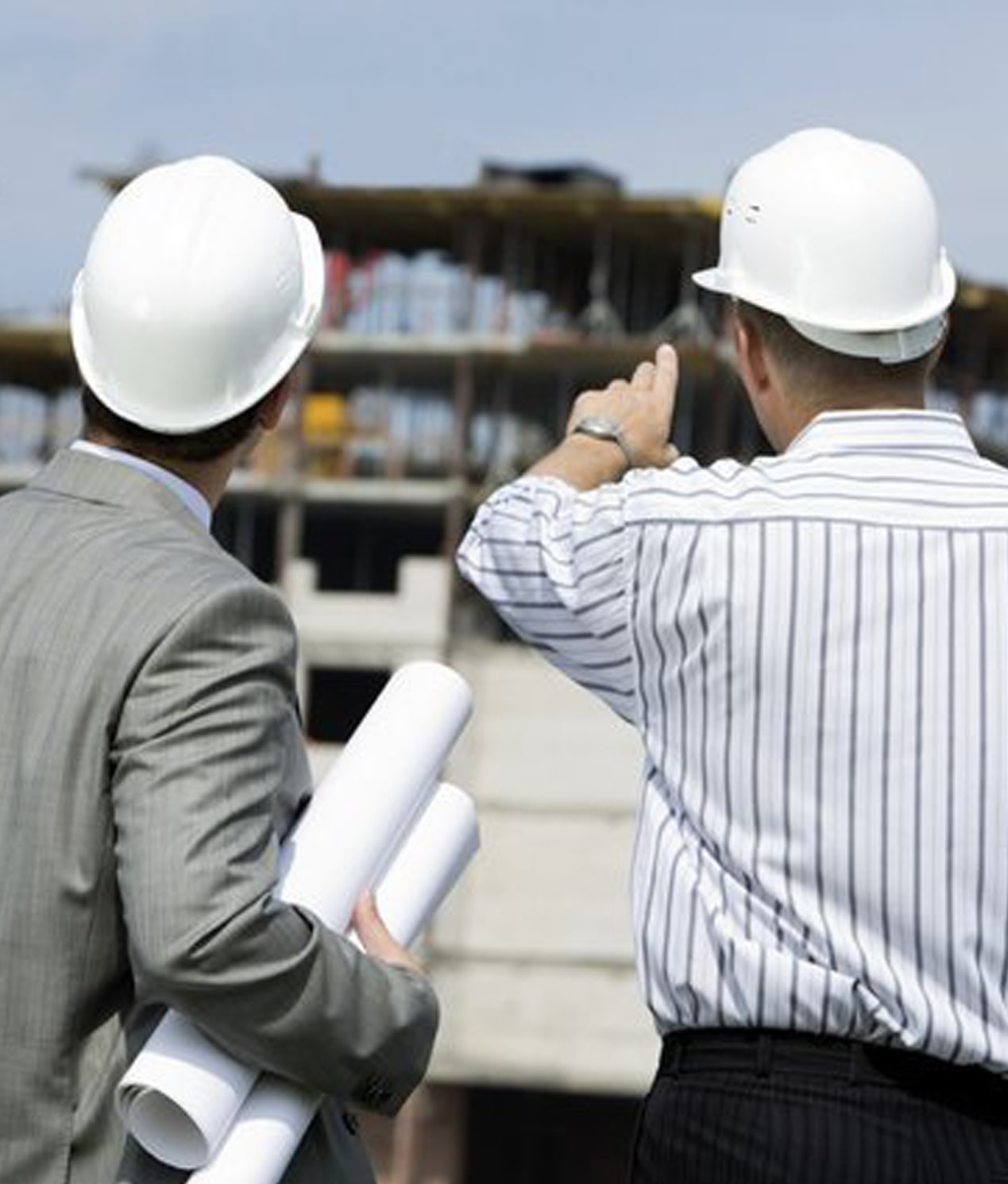 Construction Supervision Services UAE